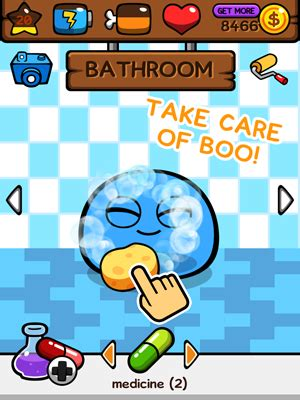 boo  virtual pet game android games