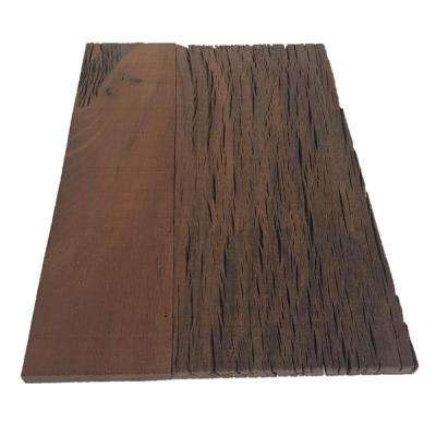 3d holey wood 50 28 in x 12 in reclaimed wood decorative wall unfinished reclaimed wood barn wood boards