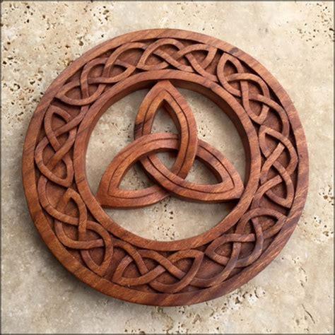Ck 16 Celtic Knot Trifecta In Circle Celtic Viking Celtic Knot For
