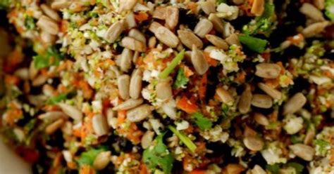 Detox Salad With Broccoli And Cauliflower by Broccoli And Cauliflower Salad With Lime And Cilantro