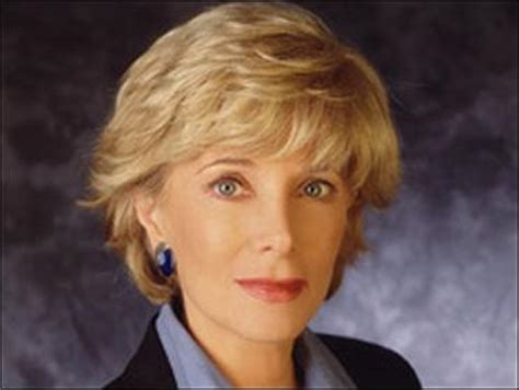 is leslie stahl s hair a wig israel matzav the education of leslie stahl