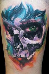 colorful skull tattoos diablo skull tattoos are cool diablovodoupe cz