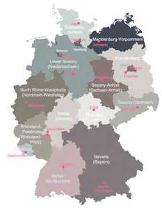 map of germany and cities map of germany with cities