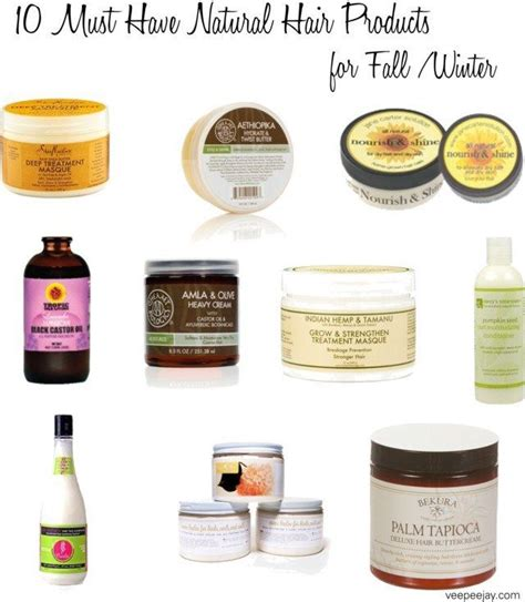 Hair Products For Type 4c Hair by 10 Must Hair Products For Fall Winter
