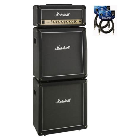 marshall head and cabinet marshall haze mhz15 amp head cabinet full stack bundle