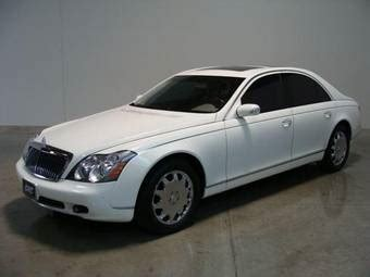 how cars work for dummies 2006 maybach 57 on board diagnostic system 2006 maybach 57 for sale 5 5 gasoline fr or rr automatic for sale
