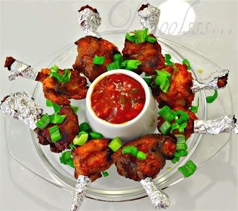 chicken lollipop recipe dishmaps