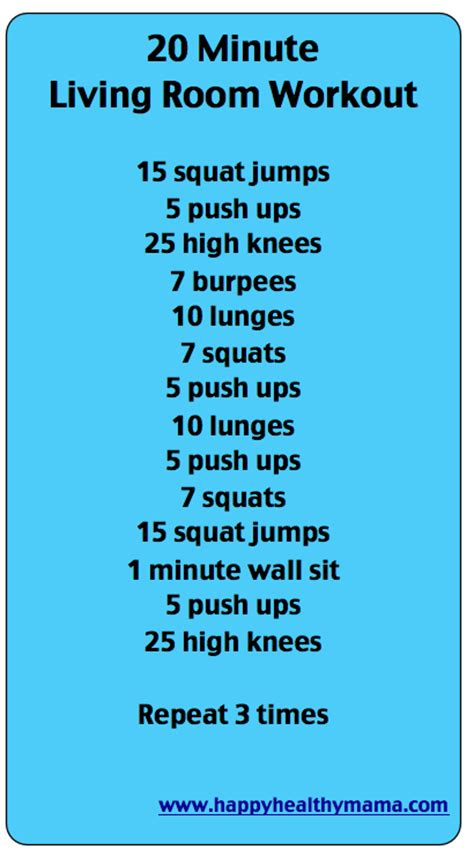 workouts to do in your room exercise update starting is the hardest part happy healthy