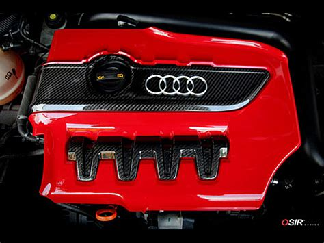 design cover set motor osir design usa osir engine cover set tts gloss carbon