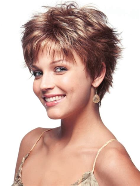 easiest to care for layered short hairstyles easy care hairstyles for thin hair haircuts