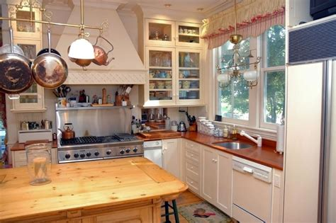 Ideas For Country Style Kitchen Cabinets Design Gallery Of Country Style Decorating Ideas Slideshow