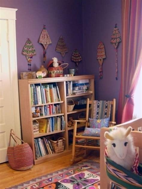 nice Cute Girl Room Ideas #2: purple-in-childrens-room-8.jpg