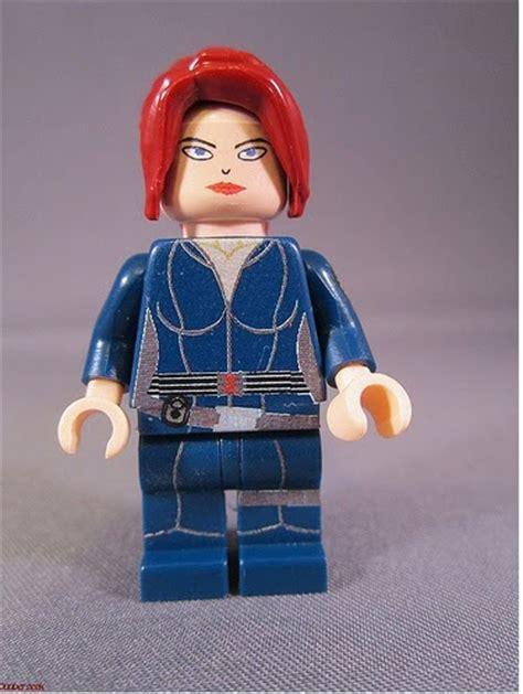 burakki s bricks the lego black widow custom