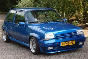 R5 Renault Renault R5 Gt Turbo One Car