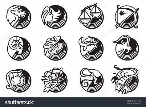 astrology signs clipart   cliparts  images