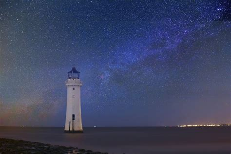glitter wallpaper wirral wallpaper sky lighthouse glitter night composition