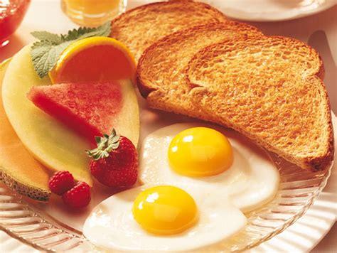 alimentos recomendados para el desayuno la gran bodega