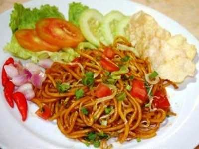 membuat mie goreng ala restoran 19 best images about mie on pinterest belitung