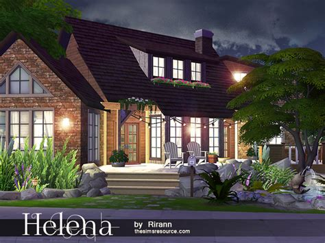 cc for home helena house by rirann at tsr 187 sims 4 updates