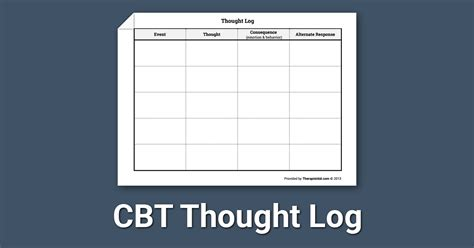 best cbt cbt thought record worksheet the best and most