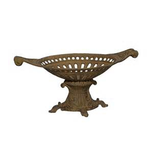 Decorative Fruit Bowl Aa Importing 48290 Oblong Decorative Fruit Bowl Atg Stores