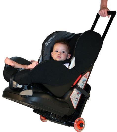 toddler car seat airport stroller go go babyz travelmate car seat travel