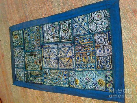 Patchwork Wall Hangings - patchwork wall hanging by dinesh rathi
