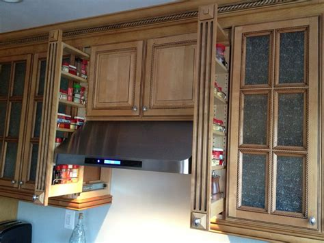 pull out spice cabinet 3 inch pullout kitchen spice rack cabinet upper kitchen