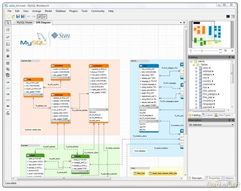 mysql er diagram tool database design high quality erd generator for