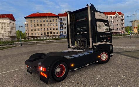all truck high pipes for all trucks truck simulator 2 mods