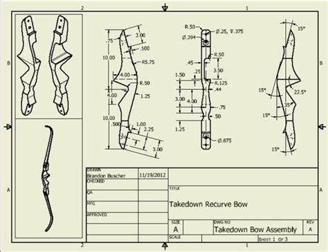25 best ideas about takedown recurve bow on pinterest