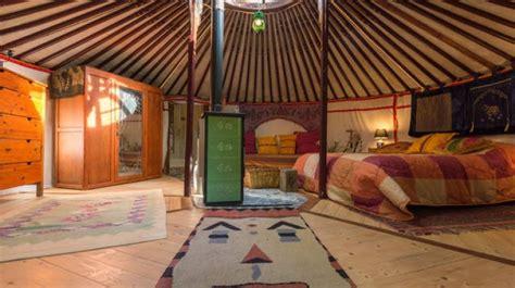tende mongole yurta soul shelter ceggio ecosostenibile a gassino