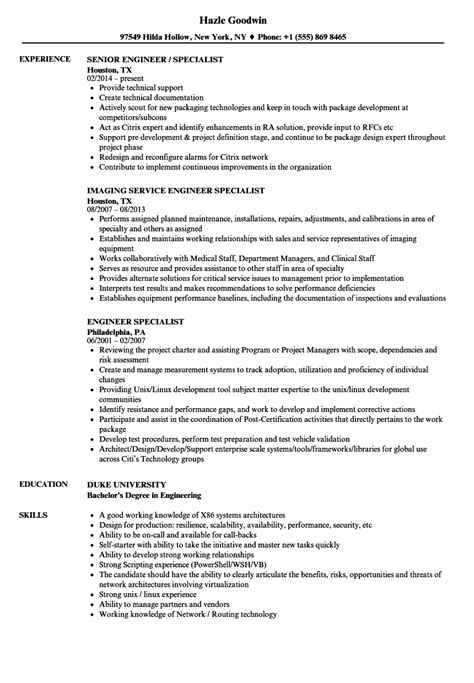 Infrastructure Specialist Cover Letter by Infrastructure Specialist Sle Resume Trainee Financial Advisor Cover Letter Free Nursing Resume