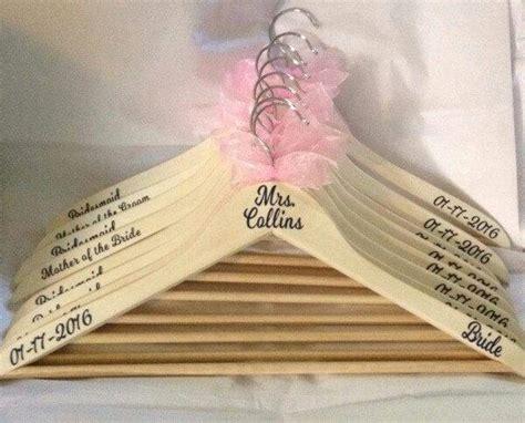 Wedding Hangers by Wood Wedding Hangers Bridal Hangers 2447151 Weddbook
