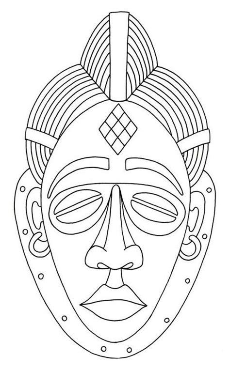 african mask masker pinterest african masks masks