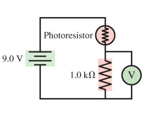 mastering physics solutions photoresistor mastering physics solutions