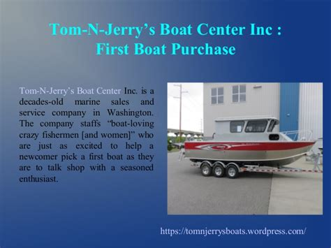 tom and jerry boats tom n jerrys boat center
