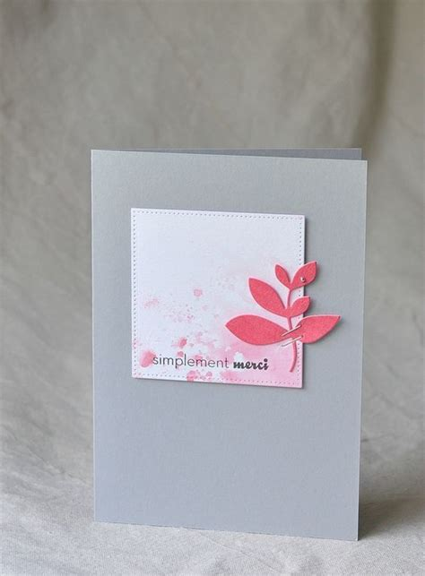 Simple Handmade Greeting Cards - 189 best images about cards with graphic designs on