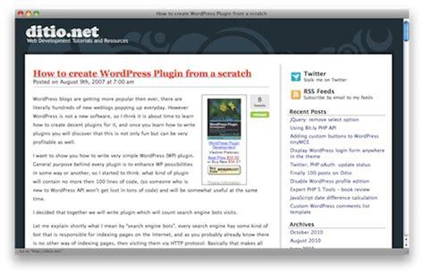 tutorial create a wordpress plugin 10 best tutorials for wordpress plugin writing
