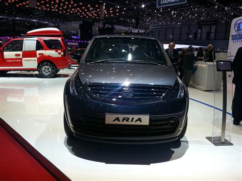 toyota motors india tata aria won t compete with toyota innova in indonesia