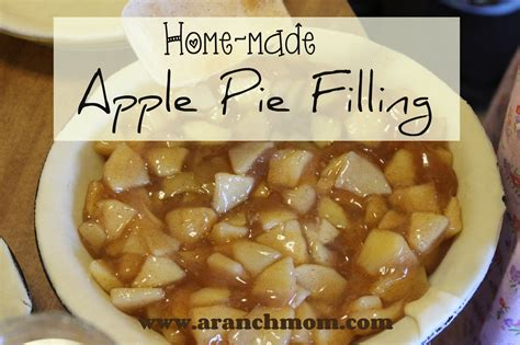 apple pie filling recipe dishmaps