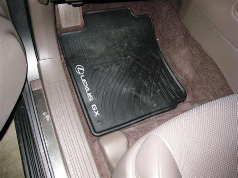 Floor Mats For Lexus by New All Weather Lexus Floor Mats Page 2 Club Lexus Forums