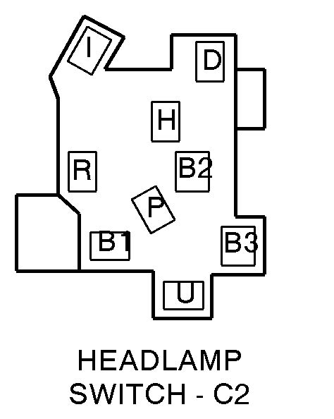 1994 dodge ram headlight switch wiring diagram ram
