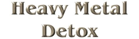 Hmd Detox Side Effects by Hmd Heavy Metal Detox