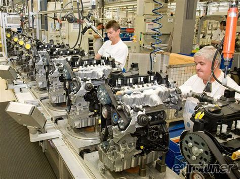 volkswagen mexico plant new vw engine plant in mexico eurotuner magazine