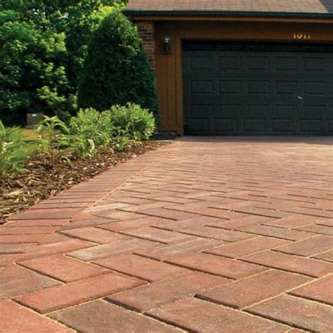 Unilock Hollandstone Pavers Pavers Retaining Walls Niemeyer S Landscape