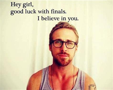 Ryan Gosling Finals Meme - finals week survival guide
