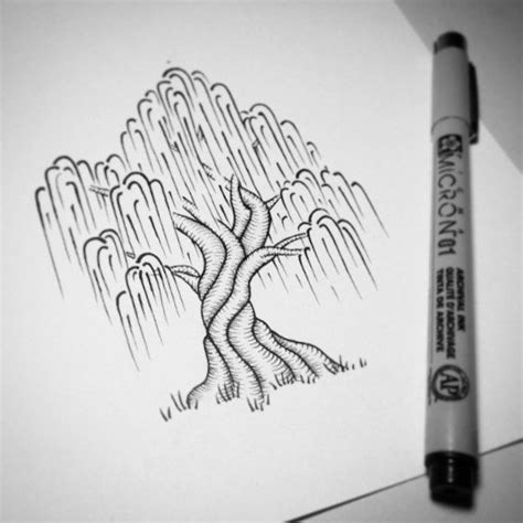 draw tattoo with pen lil willow design for kmrich13 tattoos pinterest