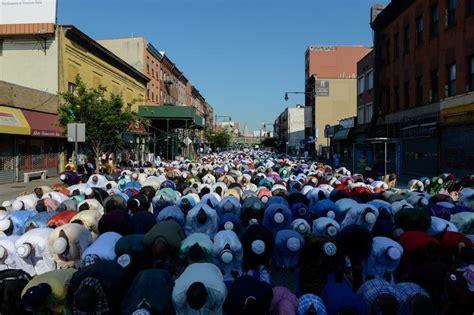 new york city adds 2 muslim holy days to public school new york muslims celebrate eid marking ramadan s end
