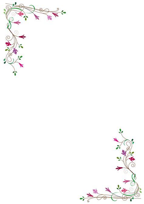 floral pattern border png clipart floral frame